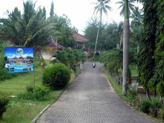 Kampoeng Wisata Tabek Indah Hotel: Entree