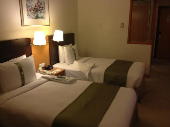 Holiday Inn Melaka : la chambre double