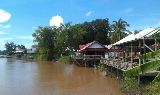 Champasak Province, Laos: Don tep