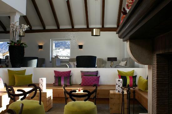 Giardino Mountain: Lounge