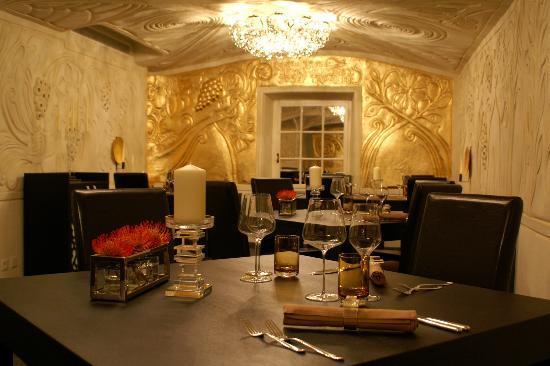 Giardino Mountain: Restaurant