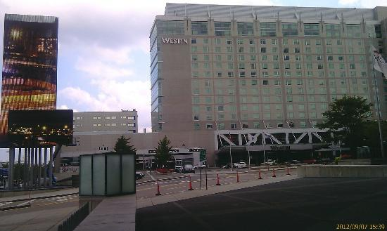 The Westin Boston Waterfront: Westin Hotel