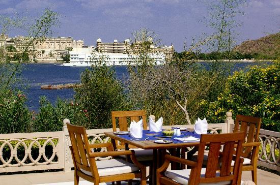 The Oberoi Udaivilas: Lunch