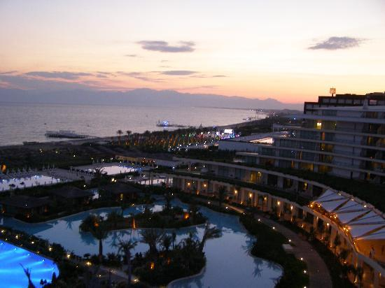 Maxx Royal Belek Golf Resort: sea view from 5th floor