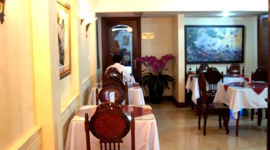 Mai Anh Hotel: Restaurant
