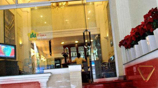 Mai Anh Hotel: Hotel exterior