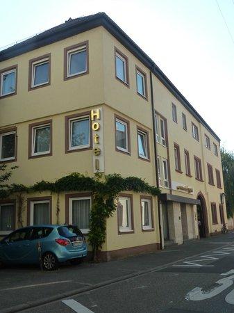"""Hotel Goldener Engel: Hotel """"Goldener Engel"""" Speyer"""