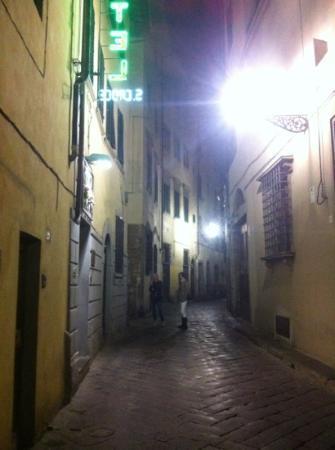 Hotel Santa Croce : hotel