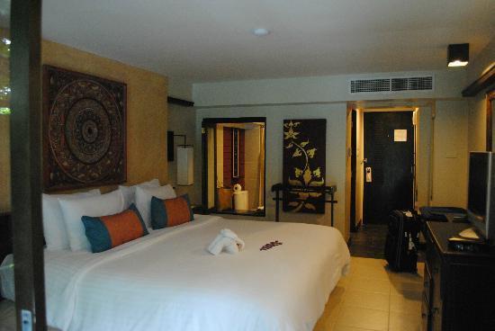 Burasari Resort: Pool Access Room in the Dara Wing