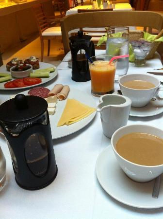 Fatma Hanoum Boutique Hotel: Breakfast