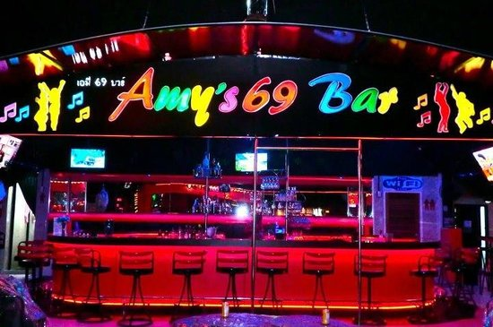Ao Nang, Tajlandia: The Bar