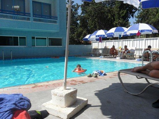Nereus Hotel:                   pool