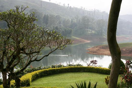 Ceylon Tea Trails: View from Castlereagh