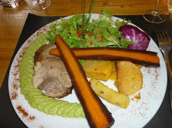 Guérande, France : déjeuner du midi 10,50€