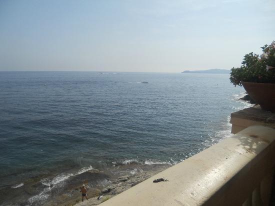 Villa Thalassa (Relais Internationale de la Jeunesse) : view