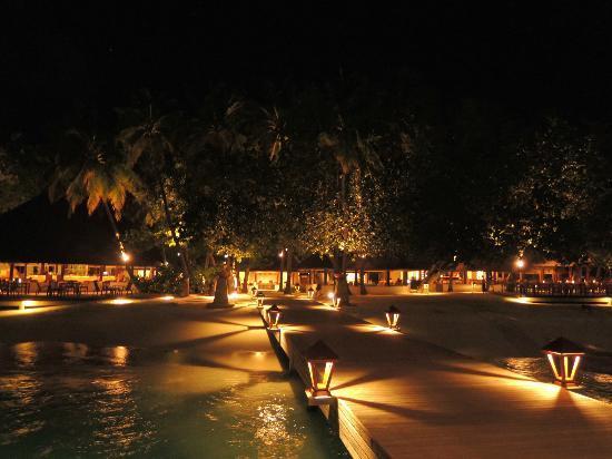 أنجسانا إهورو: Great resort island 