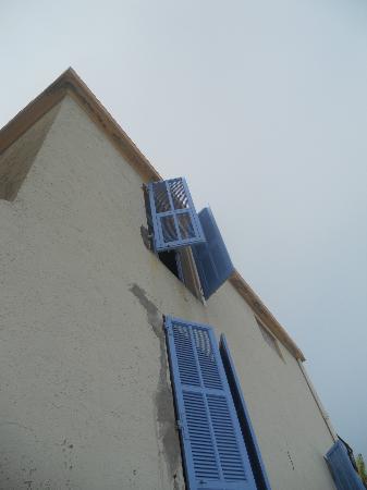 Villa Thalassa (Relais Internationale de la Jeunesse) : My window
