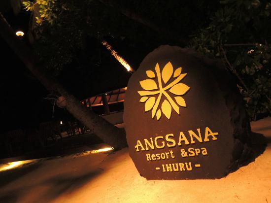 أنجسانا إهورو: reception bar 