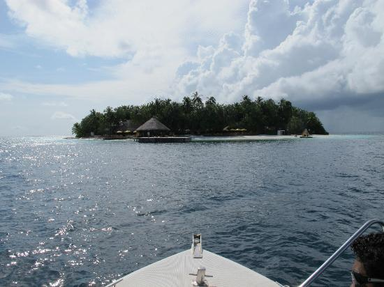 Angsana Ihuru, Maldives: great island