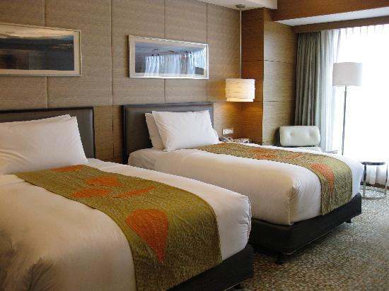 InterContinental Asiana Saigon : Comfortable beds