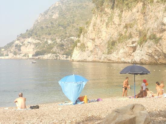 Villa Thalassa (Relais Internationale de la Jeunesse): Mala beach