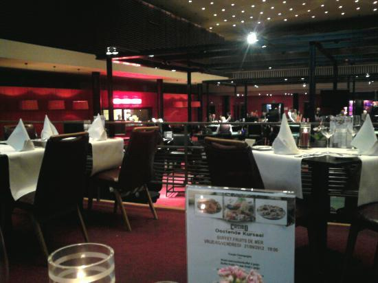 Restaurant casino oostende tn casinos