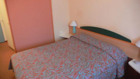 Ibis Bucuresti Gara de Nord: Comfortable bed