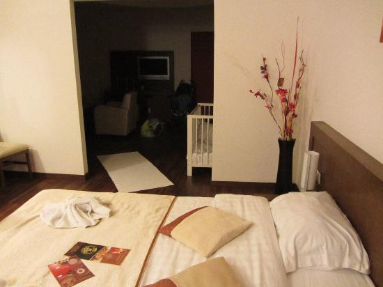 Phoenicia Comfort: dormitorio
