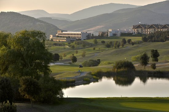 Castillo Gorraiz Hotel Golf & Spa Image