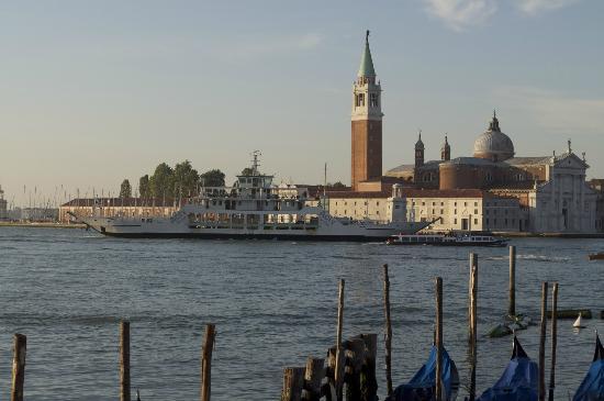 Locanda Sant'Agostin: vue depuis un point de Venise différent