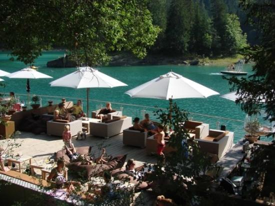Flims, Switzerland: Restaurant