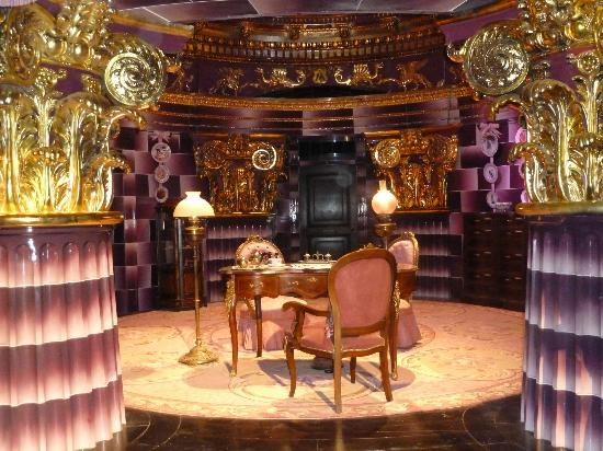 Superior Studio Tour London   The Making Of Harry Potter: Prof Dolores Umbridge