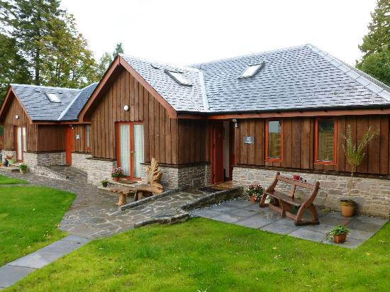 Glenview Luss - Self Catering and Bed & Breakfast: Cottage