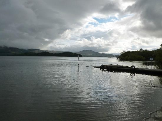 Glenview Luss - Self Catering and Bed & Breakfast: loch lomond