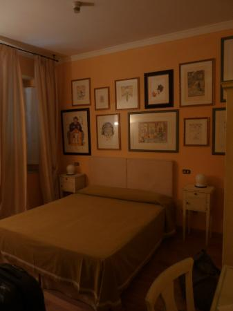 Albergo San Martino: Zimmer