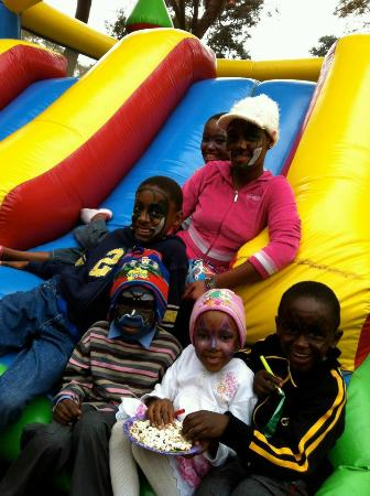 Ujamaa Hostel: Kids from Ujamaa Children's Home