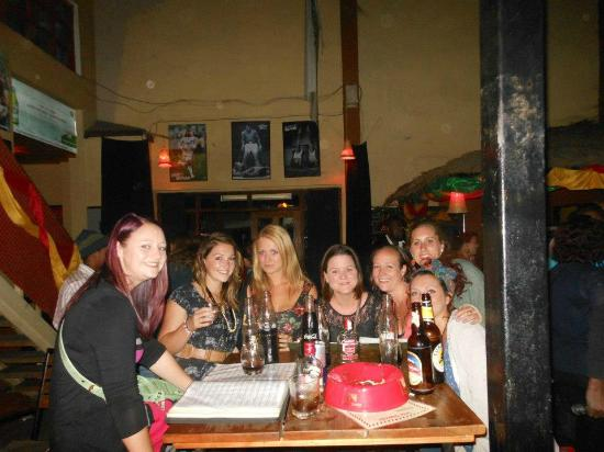 Ujamaa Hostel: Nights out in Arusha