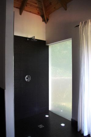 Villas de Jardin: Shower