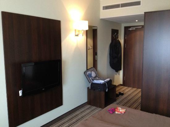 Park Hotel Diament Katowice: wejście