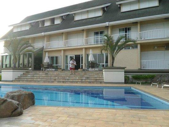 Hotel Vila Verde Atibaia : Área interna do hotel