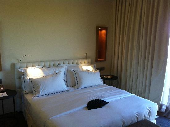Valbusenda Hotel Bodega & Spa: our room