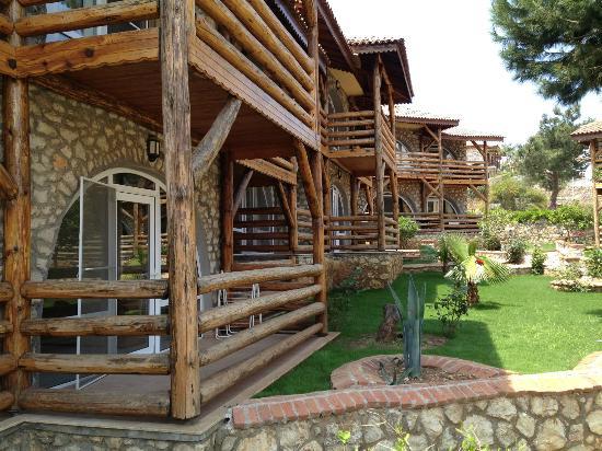Lycian Hotel : Spacious Balconies