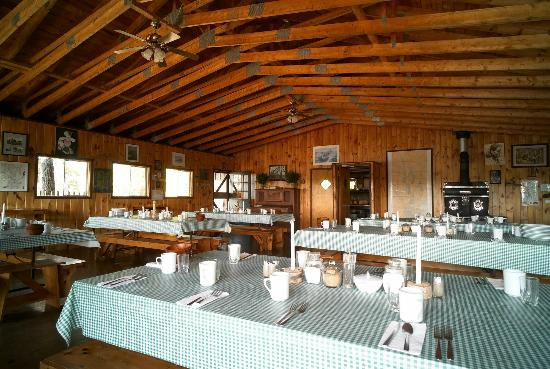 Ojibway Family Lodge: Ojibway Dining Room
