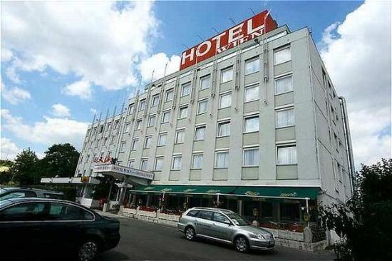 Hotel Wien: Exterior