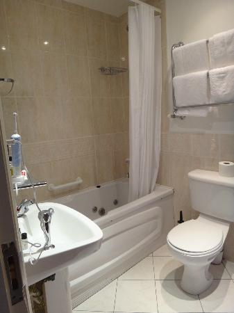 Leeson Bridge Guesthouse : Bathroom - Jacuzzi
