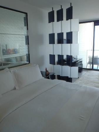 W South Beach : Room