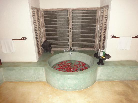 La Villa Mathis: salle de bain