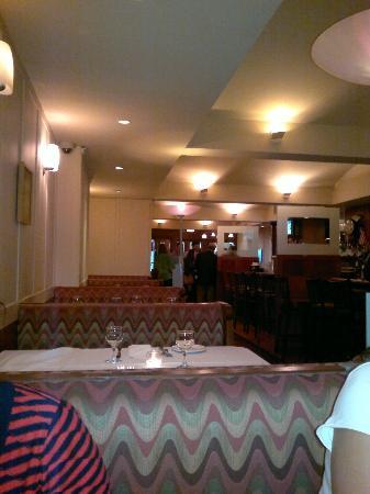 Jack's Restaurant & Bar : Salón