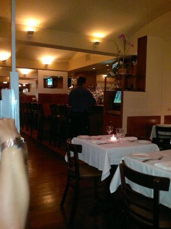 Jack's Restaurant & Bar : Restaurante