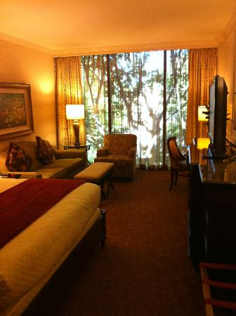 The Houstonian: Guest room